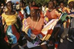 Rara queens raise their skirts